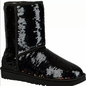 Ugg Sequin Cosmos Classic Boots